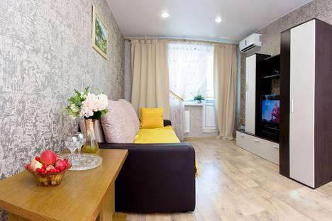 Сдается 1-комнатная квартира посуточно в Самаре, улица Потапова, 78В.