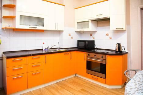 Сдается 2-комнатная квартира посуточно в Казани, улица Достоевского, 52.