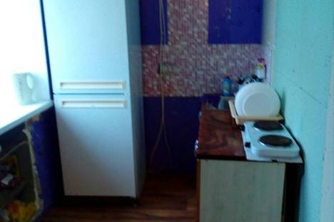 Сдается 1-комнатная квартира посуточно в Апатитах, Московская улица, 1.
