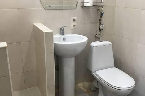 Сдается 1-комнатная квартира посуточно в Адлере, Орел-Изумруд, улица Петрозаводская, 24.