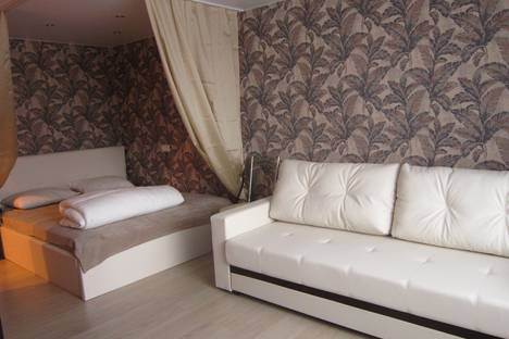 Сдается 1-комнатная квартира посуточно в Сухом Логе, улица Белинского, 54.
