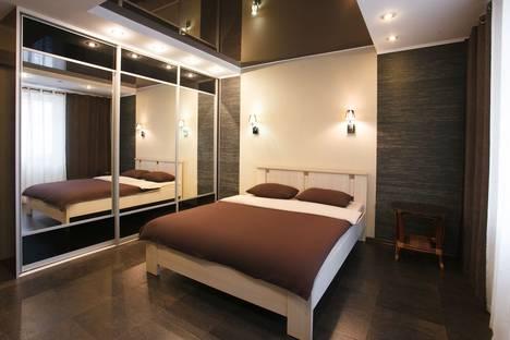 Сдается 2-комнатная квартира посуточно в Красноярске, улица Алексеева, 113.