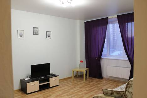 Сдается 1-комнатная квартира посуточно, Новосибирск.Ул. Стартовая 1.