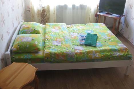 Сдается 1-комнатная квартира посуточно в Борисове, проспект Революции,31.