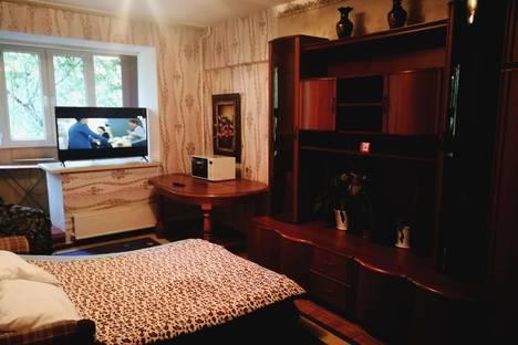Сдается 2-комнатная квартира посуточно в Алматы, проспект Райымбека, 206.