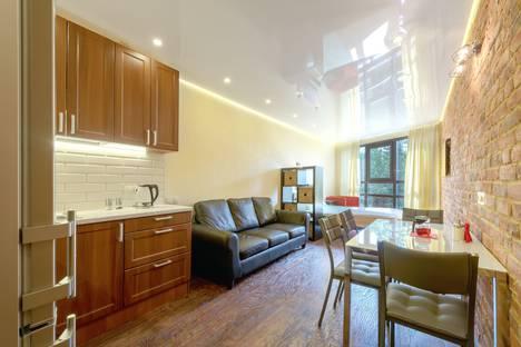 Сдается 1-комнатная квартира посуточно в Сестрорецке, Санкт-Петербург, Приморское шоссе, 1А.