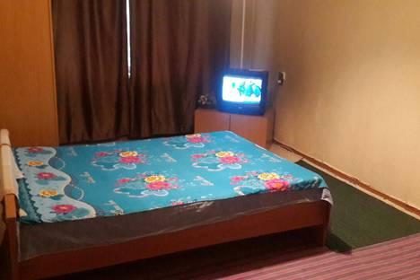 Сдается 1-комнатная квартира посуточно, улица Наурызбай Батыра, 26.
