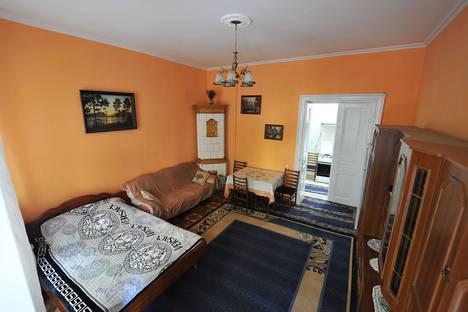 Сдается 1-комнатная квартира посуточно в Львове, Львів, вулиця Гребінки, 9.