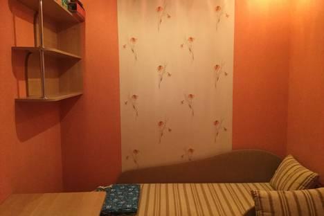 Сдается 2-комнатная квартира посуточно в Евпатории, проспект Ленина, 56.