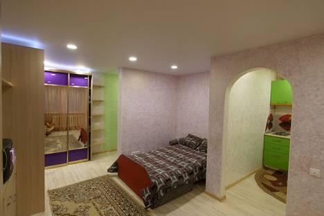 Сдается 1-комнатная квартира посуточно в Уфе, проспект Октября, 125.