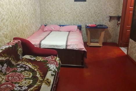 Сдается 1-комнатная квартира посуточно, улица Чайковского 13.