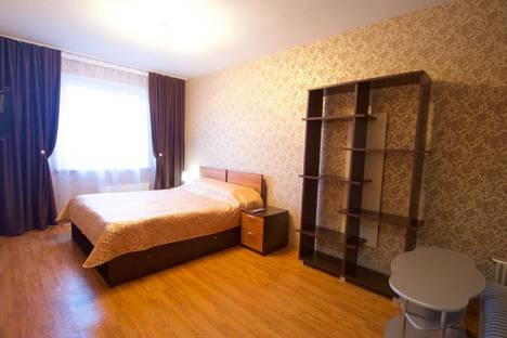 Сдается 3-комнатная квартира посуточно в Красноярске, улица Алексеева, 7.