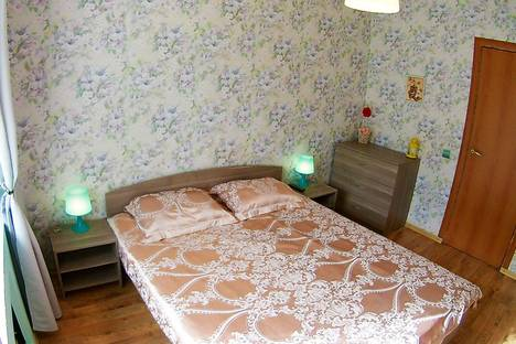 Сдается 1-комнатная квартира посуточно в Санкт-Петербурге, проспект Испытателей, 33.