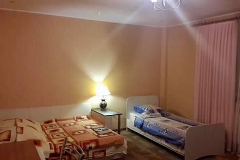 Сдается 2-комнатная квартира посуточно в Пензе, улица Володарского, 17.
