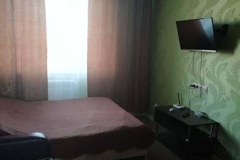 Сдается 1-комнатная квартира посуточно в Ставрополе, улица Рогожникова, 9.