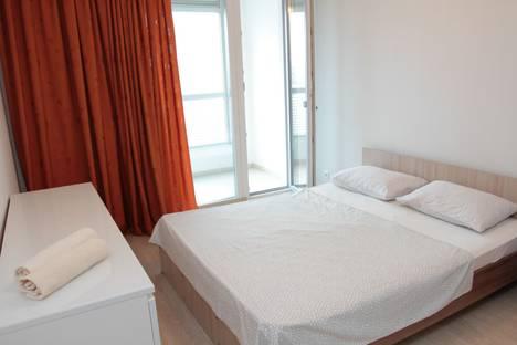 Сдается 2-комнатная квартира посуточно в Новосибирске, улица Немировича-Данченко, 148/2.