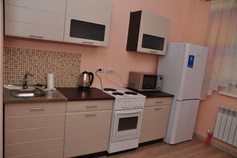Сдается 1-комнатная квартира посуточно в Ханты-Мансийске, Строителей 123.