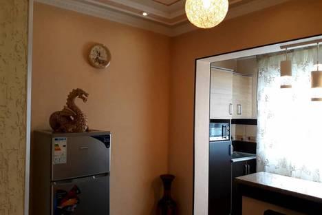 Сдается 1-комнатная квартира посуточно в Бишкеке, микрорайон Восток-5, 31.