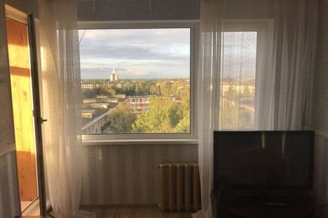 Сдается 1-комнатная квартира посуточно в Петергофе, ул Озерковая 39 к 1.
