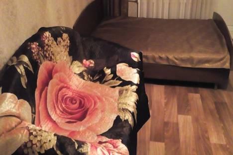 Сдается 2-комнатная квартира посуточно в Архангельске, Логинова 26.