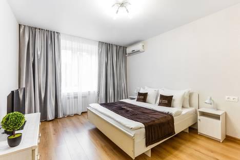 Сдается 2-комнатная квартира посуточно в Москве, нагорная цлица 38к1.