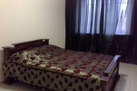 Сдается 2-комнатная квартира посуточно в Чебоксарах, улица Филиппа Лукина, 1.