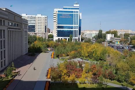 Сдается 3-комнатная квартира посуточно в Астане, проспект Сарыарка, 11.