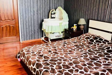 Сдается 3-комнатная квартира посуточно в Анапе, улица Стахановская, 13.