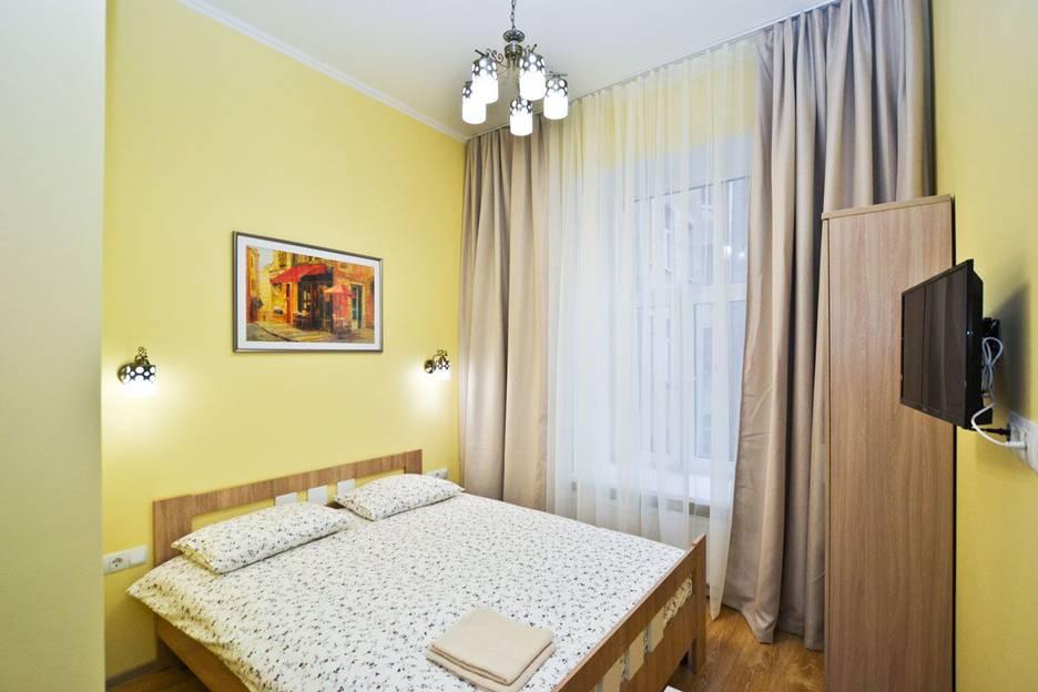 На квадруме удобный поиск квартиру на сутки и более различных ценовых категорий ☑.