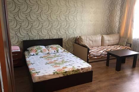 Сдается 1-комнатная квартира посуточно, улица Катукова, 23.