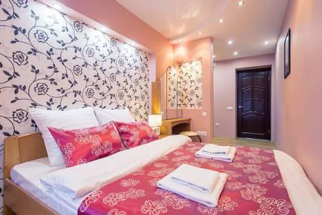 Сдается 3-комнатная квартира посуточно в Красноярске, улица Ленина, 91.