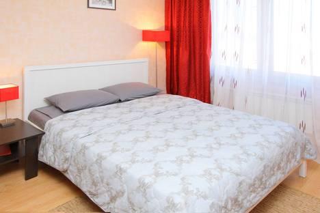 Сдается 1-комнатная квартира посуточно в Краснодаре, Севастопольская улица, дом.2/3.