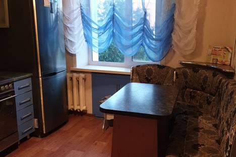 Сдается 1-комнатная квартира посуточно в Павлодаре, улица Толстого, 68.