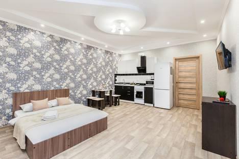 Сдается 1-комнатная квартира посуточно в Тюмени, Таврическая 9\4.