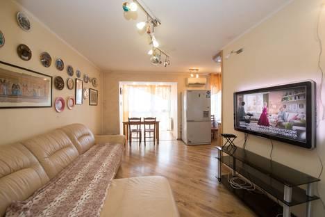 Сдается 3-комнатная квартира посуточно в Иванове, проспект Шереметевский, 82А.