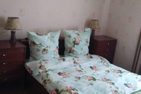 Сдается 2-комнатная квартира посуточно в Витебске, проспект Победы 4.