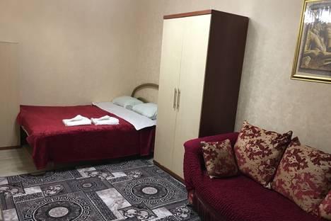Сдается 1-комнатная квартира посуточно в Ярославле, улица Панина 6\2.