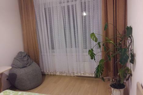 Сдается 1-комнатная квартира посуточно в Пскове, улица Балтийская, 4а.