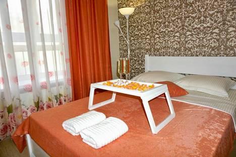 Сдается 1-комнатная квартира посуточно в Иркутске, Ямская улица, 1/2.