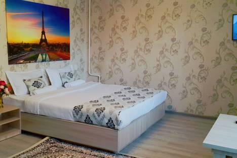 Сдается 1-комнатная квартира посуточно в Талдыкоргане, Тауелсыздик 127/133.