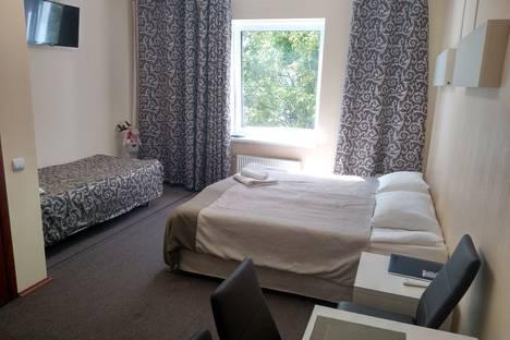 Сдается 1-комнатная квартира посуточно в Череповце, улица Коммунистов, 32.