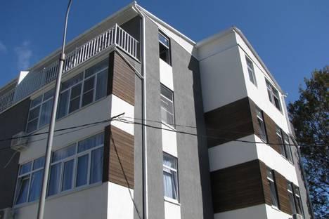 Сдается 1-комнатная квартира посуточно в Сочи, улица Пионерская 56 Б.