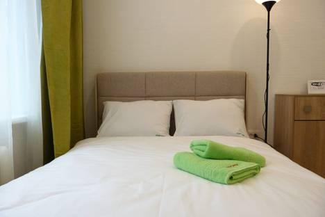 Сдается 1-комнатная квартира посуточно в Подольске, улица Мраморная, 6.