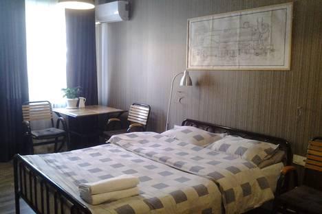 Сдается 1-комнатная квартира посуточно в Бишкеке, ул. Турусбекова д.6 кв 2.