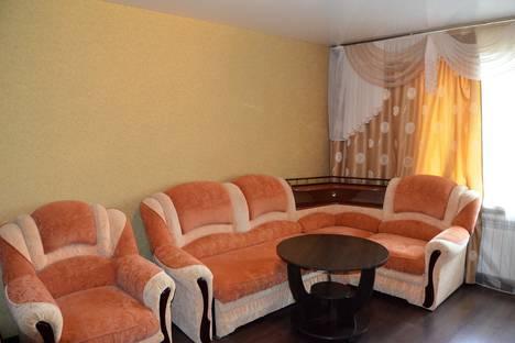 Сдается 1-комнатная квартира посуточно в Ухте, проезд Строителей, 13.