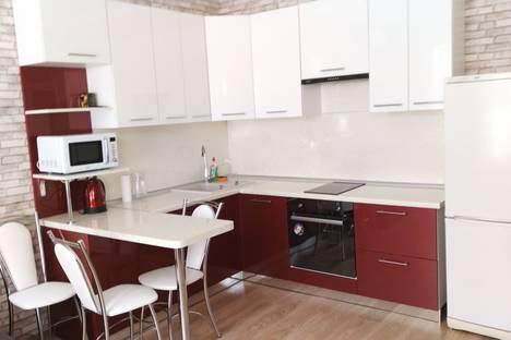Сдается 1-комнатная квартира посуточно в Краснодаре, улица Ставропольская, 207/1.
