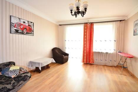 Сдается 3-комнатная квартира посуточно в Иркутске, улица Нижняя Набережная, 2.