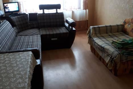 Сдается 2-комнатная квартира посуточно в Архангельске, ул.Самойло 6..