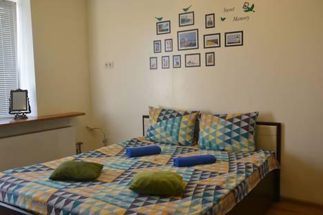 Сдается 1-комнатная квартира посуточно в Ногинске, улица Дмитрия Михайлова, 4.