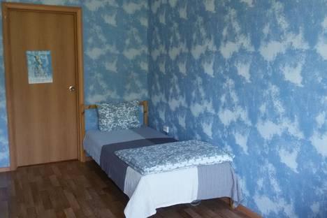 Сдается 1-комнатная квартира посуточно в Горно-Алтайске, Советская улица, 7 корпус 1.